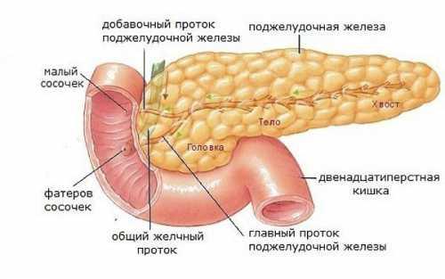 Хирургия при панкреатите