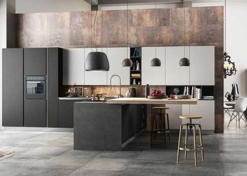 Таким образом, правильный выбор мебели это залог грамотной организации пространства и удачного дизайна интерьера кухни квметров
