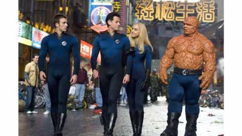 Мистер Фантастик: самые странные супергерои комиксов