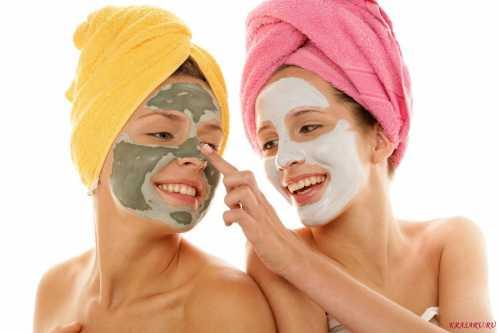 Маски для лица летом: летние маски для лица в домашних условиях