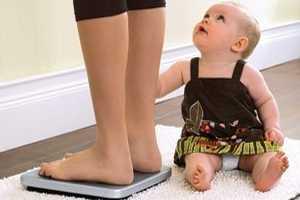 Как расцедиться после родов