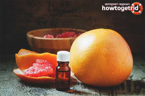Польза грейпфрута для лица Маски из грейпфрута для лица