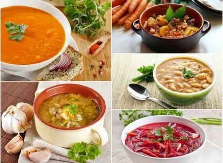 Рецепты простых супов на каждый день, секреты