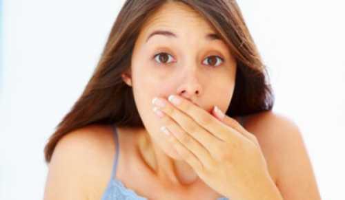 Лечение и причины  неприятного запаха изо рта