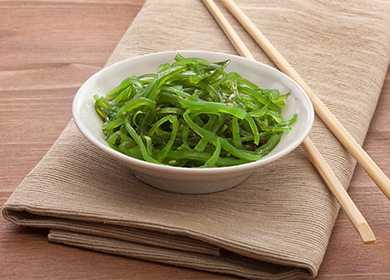 Польза салата чука, возможный вред водорослей
