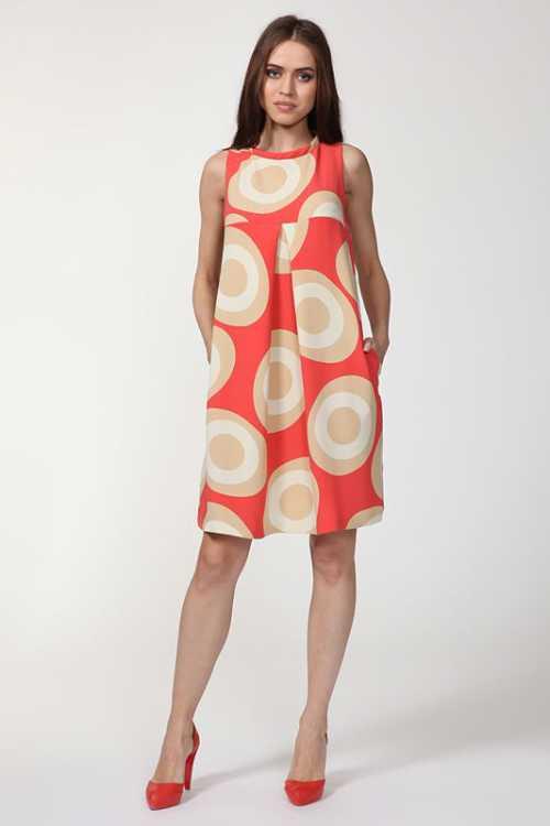 Модные легкие летние платья