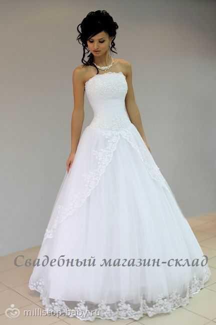 Какое свадебное платье лучше